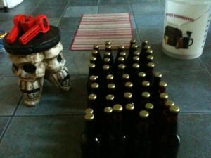 Scotch ale in waiting