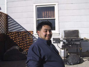 Alan in 2003