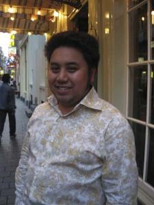 Alan in 2006